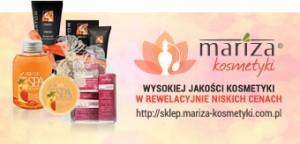 Sklep z kosmetykami firmy Mariza