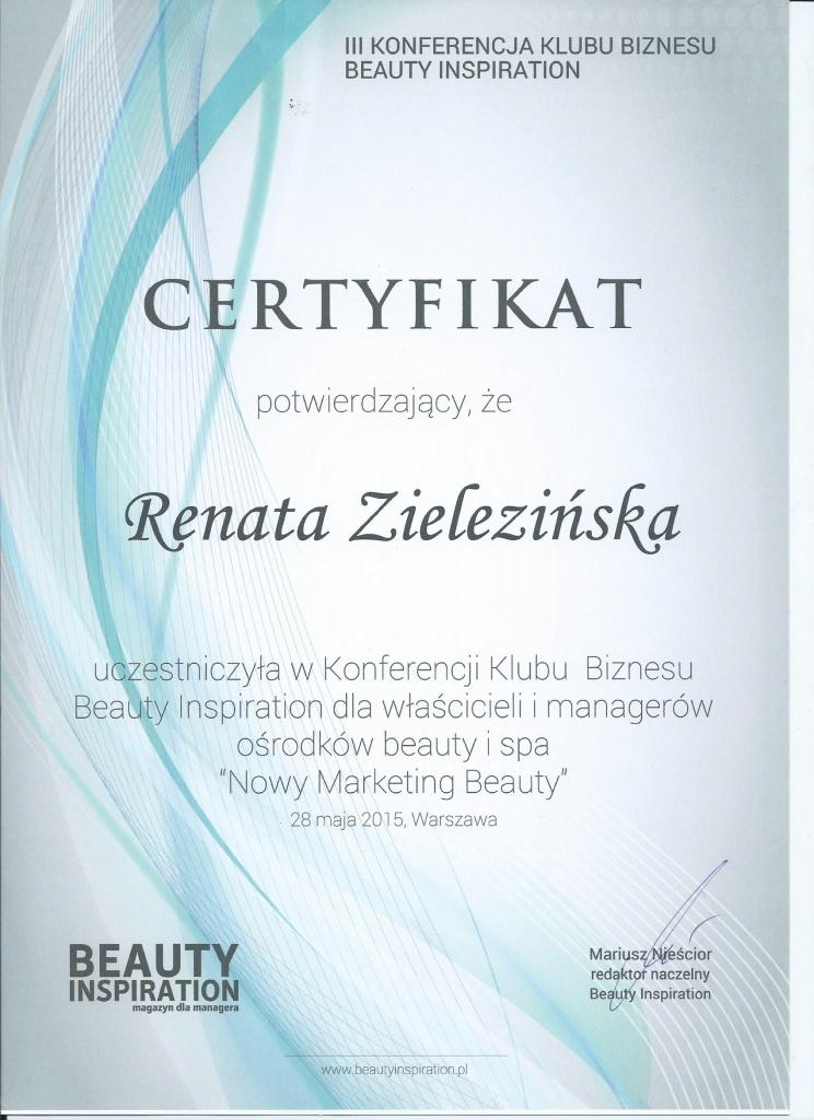 certyfikat_konferencja_klubu_biznesu_beauty