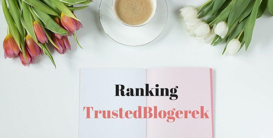 Ranking TrustedBlogerek