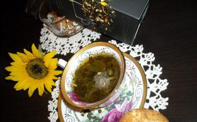 Pyszna kawa Aurile Metabolizm oraz cytrynowa herbata Aurile Euphoria od FM