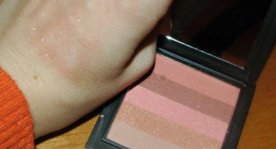 Rozświetlająca pryzma do makijażu od sklepu Mariza – recenzja