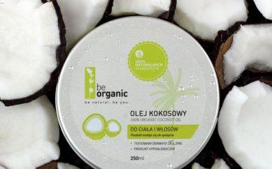 Pięć pysznych produktów spożywczych, które znajdziesz w kosmetykach be organic