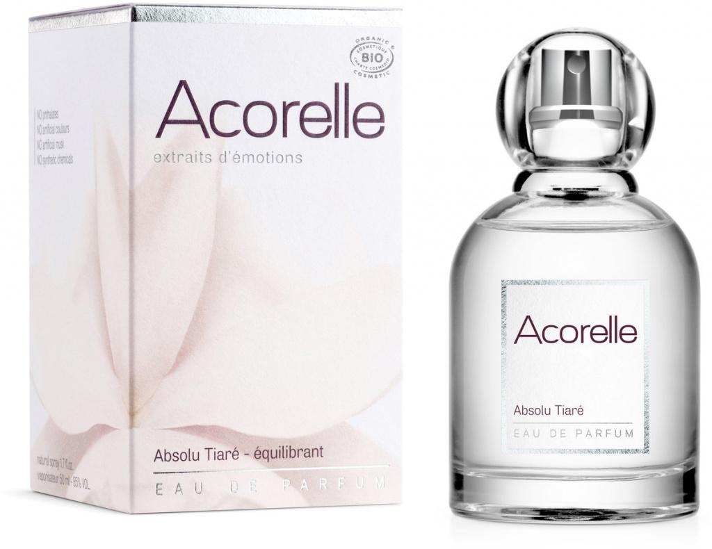 Absolu Tiaré organiczne perfumy Acorelle