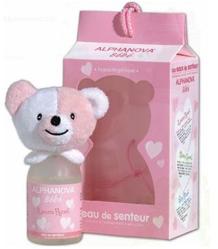 Alphanova Bebe Louna Rose