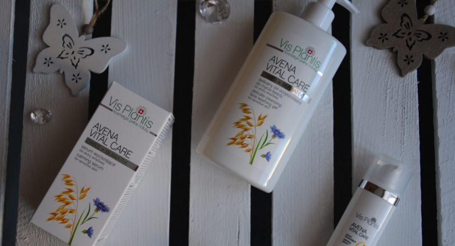 Twoja cera jest wrażliwa, cienka, reaktywna, skłonna do suchości, pieczenia i podrażnień? Sięgnij po pielęgnacyjne kosmetyki Avena Vital Care marki Vis Plantis