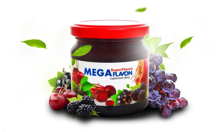 Mega Flavon - naturalne zdrowie