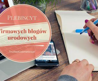 Ruszył Plebiscyt na Najlepszy Blog Firmowy Branży Beauty 2016 – zyskaj klientów, renomę i darmową promocję!