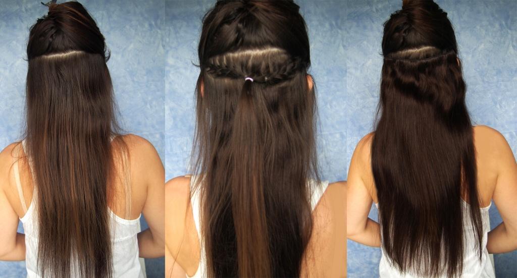 Clip In Alternatywa Dla Trwałego Przedłużania Włosów