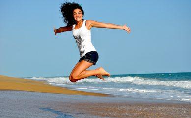 Ruch dla zdrowia, lepszego samopoczucia i urody