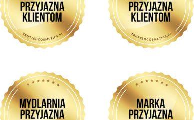 17 Zaszczytnych Tytułów dla Drogerii/Perfumerii/Mydlarni Przyjaznych Klientom