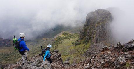Piesze wędrówki po górach to sposób na sprawdzenie charakteru?