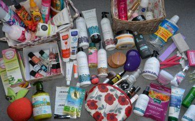 Opróżniamy nasze kosmetyczki — jakich kosmetyków używamy?