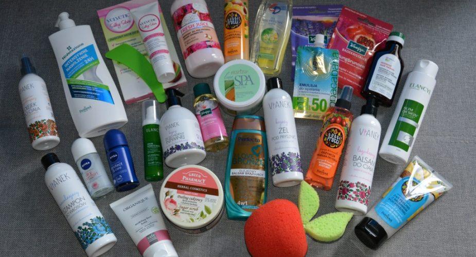 Opróżniamy kosmetyczki – pielęgnacja ciała