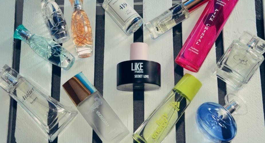 Opróżniamy kosmetyczki — polecane zapachy i perfumy