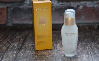 Zabieg rewitalizujący i kosmetyki z kompleksem deglikacyjnym RE A.G.E. od firmy Dermika