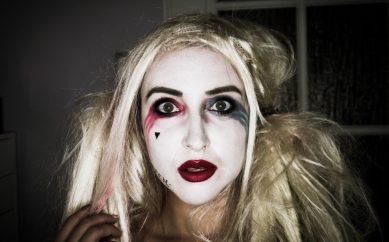 Makijaż na Halloween – bądź jak Harley Quinn!