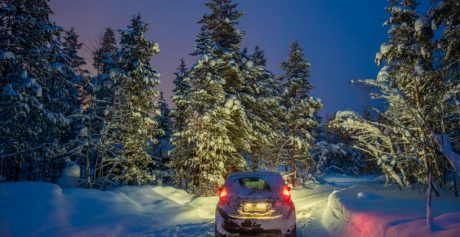 Apteczka dla podróżujących w czasie Świąt