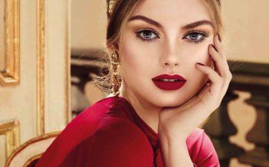 Limitowana kolekcja kosmetyków do makijażu Red Queen włoskiej marki Pupa!