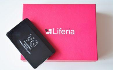 Liferia — pudełko wypełnione kosmetykami z całego świata