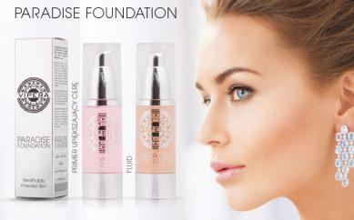 Nowości do make-up od Vipera — Smoky Eyebrow Stencil Kit oraz Kolekcja Paradise Fundation