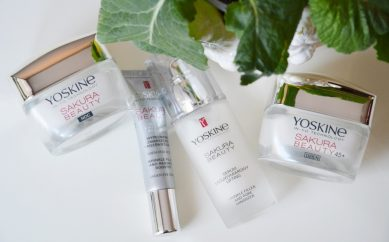 Yoskine Sakura Beauty – kosmetyki udoskonalające i odmładzające cerę