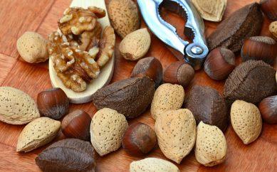 Orzechy — nie tylko smaczna przekąska