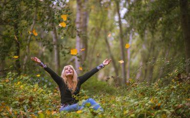 """Pozytywne myśli z książki """"Wszystko jest dobrze w moim świecie"""" autorstwa Beaty Pawlikowskiej"""
