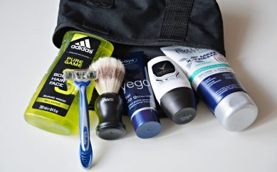 Podsumowanie Wyzwania Opróżniamy Kosmetyczki Naszych Panów