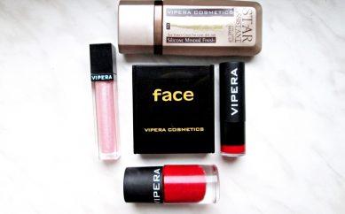 Dobre kosmetyki na każdą kieszeń — recenzja kosmetyków Vipera