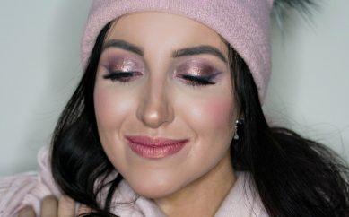 Walentynkowy make-up – słodki i romantyczny