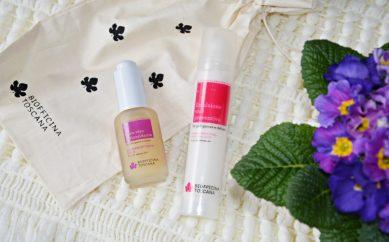 Ochrona twarzy przed smogiem za pomocą wegańskich kosmetyków Biofficina Toscana!