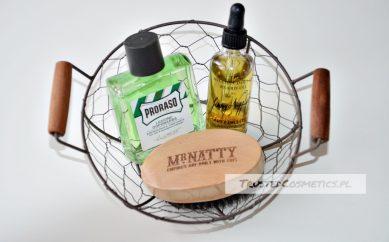 Opróżniamy kosmetyczki — pielęgnacja i stylizacja brody