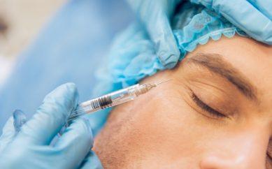 Medycyna estetyczna — zabiegi dla mężczyzn