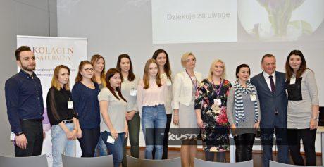 I spotkanie blogerek na Łódzkich Targach Kosmetycznych Pure Beauty