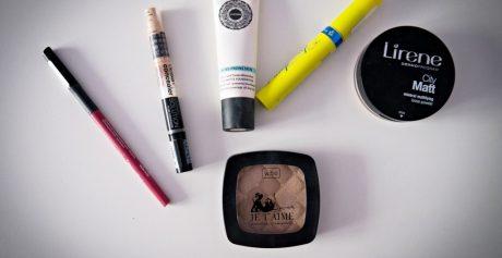 Tanie i dobre: moje top 6 niedrogich kosmetyków do makijażu