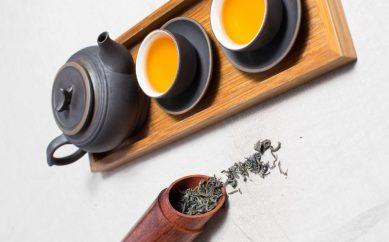 Wyjątkowe właściwości zielonej herbaty