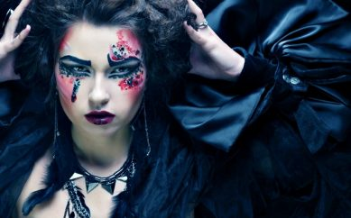 Makijaż fashion – modna awangarda