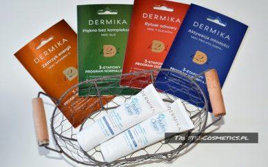 Nowości kosmetyczne marki Dermika