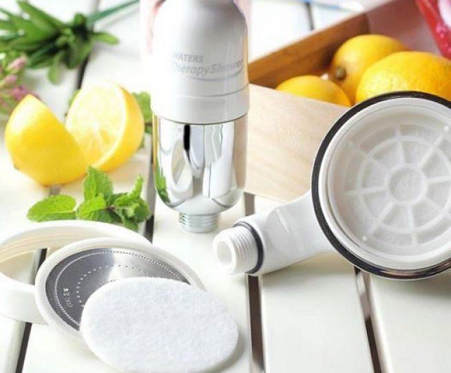 Zostań testerką ekskluzywnych filtrów prysznicowych Waters Therapy Shower!