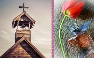 Idealne perfumy do kościoła
