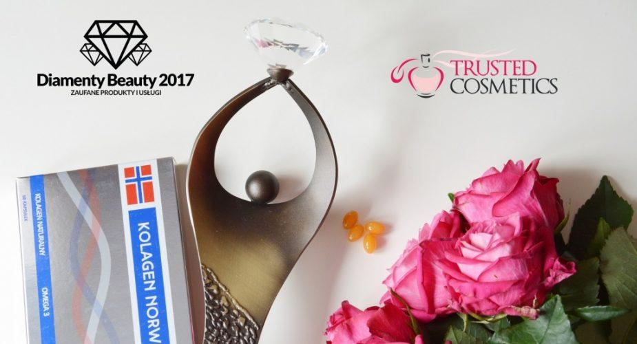 Suplement diety Kolagen Norweski nagrodzony Diamentem Beauty 2017