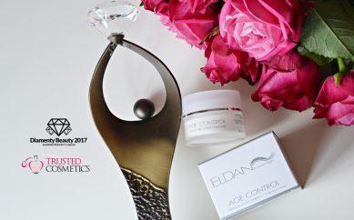 Age Control Stem Cells Cream marki Eldan nagrodzony statuetką Diamenty Beauty 2017