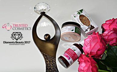 Marka kosmetyków naturalnych Your Natural Side otrzymała nagrodę Diamenty Beauty 2017