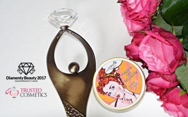Maska do włosów… z naftą kosmetyczną marki New Anna nagrodzona Diamentem Beauty 2017
