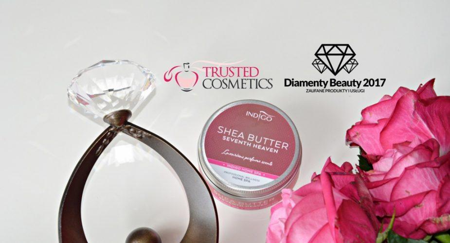 Masło Shea Spa marki Indigo nagrodzone Diamentem Beauty 2017