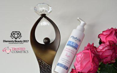 Probiotyczny żel do higieny intymnej Phytocode LB nagrodzony Diamentem Beauty 2017