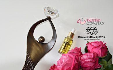 Nail Magic Oil marki Kabos nagrodzona Diamentem Beauty 2017