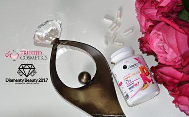 Suplement diety Witamina K2 MK + D3 Aliness nagrodzony Diamentem Beauty 2017