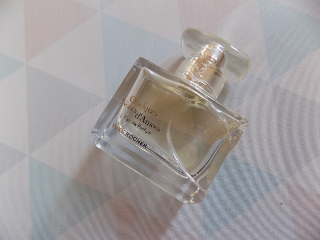 Quelques Notes d'Amour marki Yves Rocher