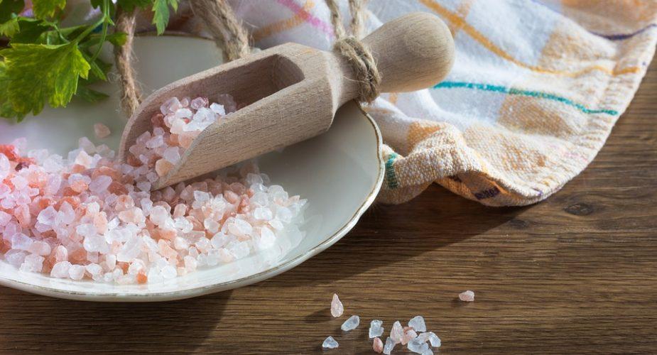 Sól himalajska zdrowa i smaczna